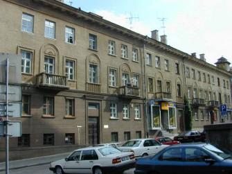 A. Smetonos g. 8, Vilniaus m.