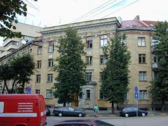 A. Smetonos g. 7, Vilniaus m.