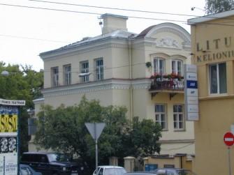 Teatro g. 3, Vilniaus m.