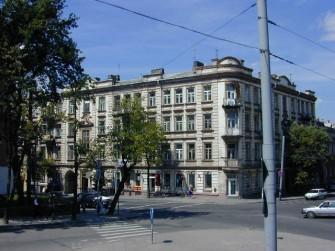 V. Šopeno g. 1, Vilniaus m.