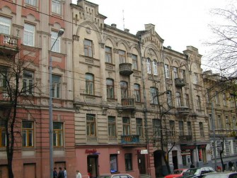 V. Šopeno g. 6, Vilniaus m.