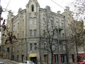 V. Šopeno g. 10, Vilniaus m.