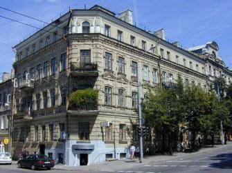 V. Šopeno g. 5, Vilniaus m.