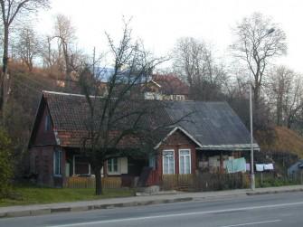 Sukilėlių g. 4, Vilniaus m.