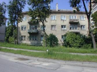 Naujininkų g. 1, Vilniaus m.