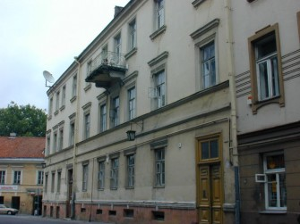 Tilto g. 8, Vilniaus m.