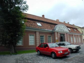 Tilto g. 1, Vilniaus m.