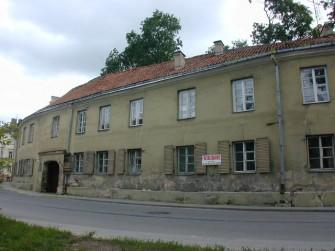Tilto g. 10, Vilniaus m.