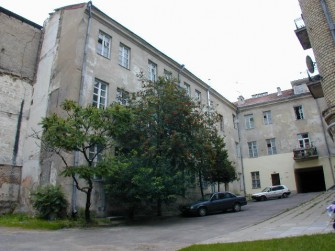 Bokšto g. 8, Vilniaus m.