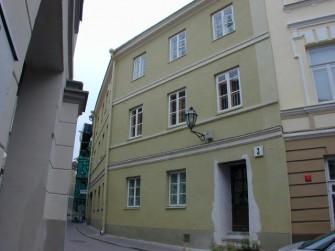 Bokšto g. 3, Vilniaus m.