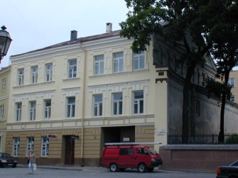 Bokšto g. 1, Vilniaus m.