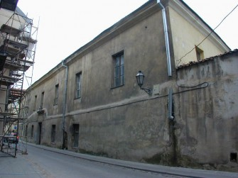 Bokšto g. 6, Vilniaus m.