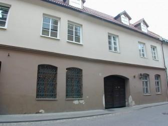 Bokšto g. 11, Vilniaus m.