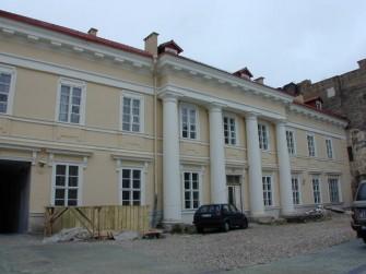 Bokšto g. 5, Vilniaus m.