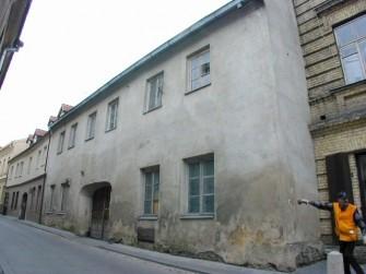 Bokšto g. 9, Vilniaus m.