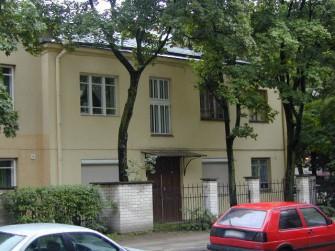 Raseinių g. 3, Vilniaus m.