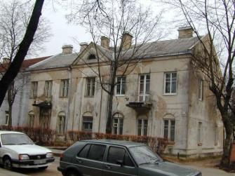 Raseinių g. 7, Vilniaus m.