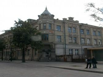Bazilijonų g. 3, Vilniaus m.