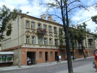 Bazilijonų g. 6, Vilniaus m.