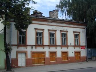 Bazilijonų g. 10, Vilniaus m.