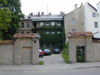 Polocko g. 8, Vilniaus m.