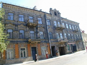 Polocko g. 1, Vilniaus m.