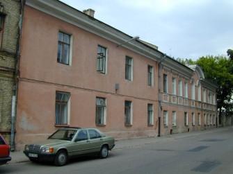Polocko g. 6, Vilniaus m.