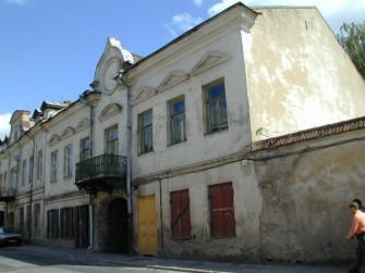 Polocko g. 9, Vilniaus m.