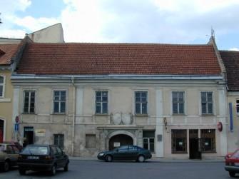 Visų Šventųjų g. 7, Vilniaus m.