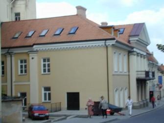 Visų Šventųjų g. 9, Vilniaus m.