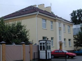 P. Klimo g. 8, Vilniaus m.