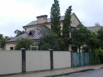 P. Klimo g. 4, Vilniaus m.