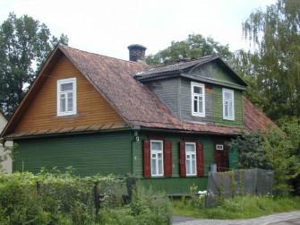 Beržyno g. 9, Vilniaus m.