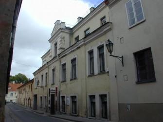Latako g. 3, Vilniaus m.