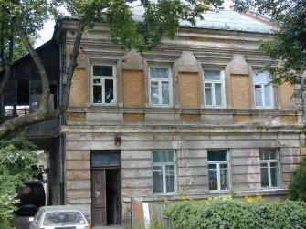 Mielagėnų g. 4, Vilniaus m.