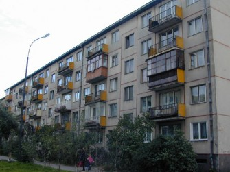V. Pietario g. 6, Vilniaus m.