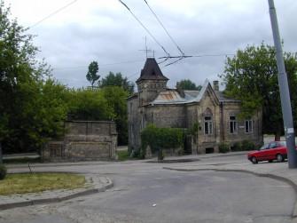 Aukštaičių g. 2, Vilniaus m.