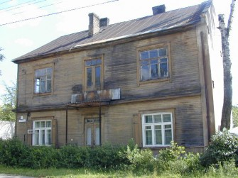 Aukštaičių g. 17, Vilniaus m.
