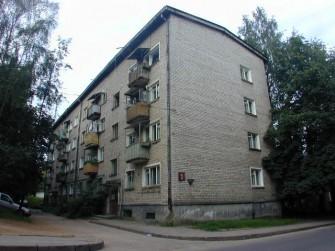 Volungės g. 3, Vilniaus m.