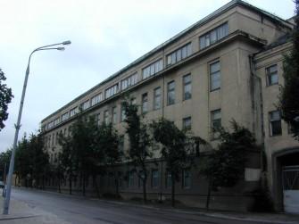 Maironio g. 3, Vilniaus m.