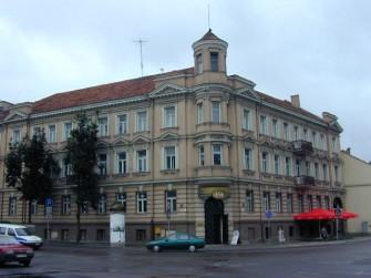 Maironio g. 1, Vilniaus m.