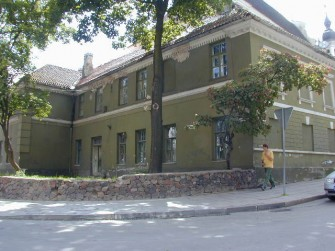 Maironio g. 9, Vilniaus m.