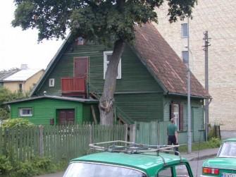 Nočios g. 14, Vilniaus m.