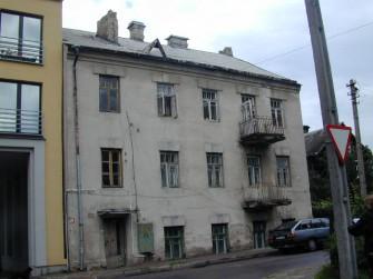 Nočios g. 15A, Vilniaus m.