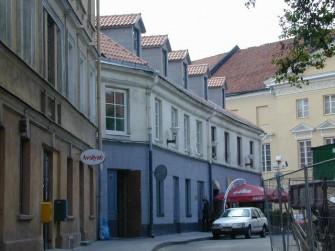 Etmonų g. 6, Vilniaus m.
