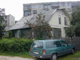 Gervių g. 17, Vilniaus m.