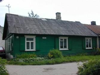 Gervių g. 13, Vilniaus m.