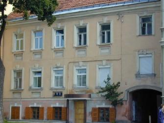 Lvovo g. 9, Vilniaus m.