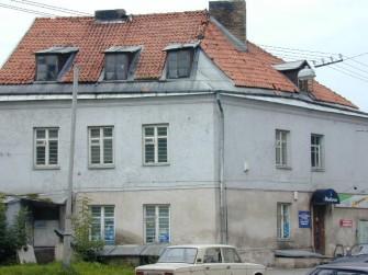 Lvovo g. 16, Vilniaus m.