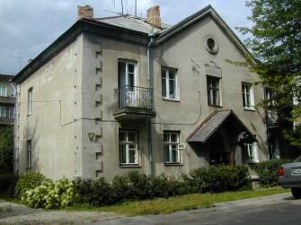 Vykinto g. 3, Vilniaus m.